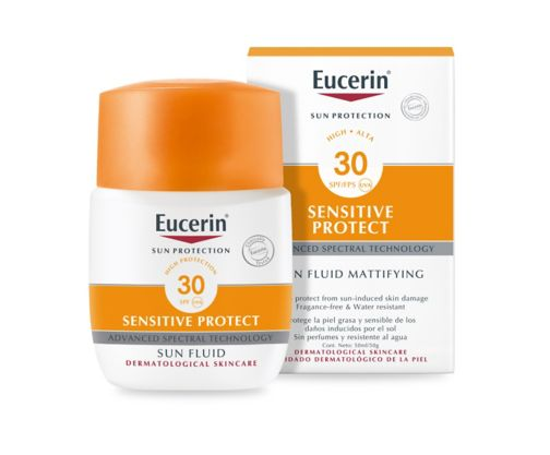 Eucerin Face Sun Fluid SPF30 50ml