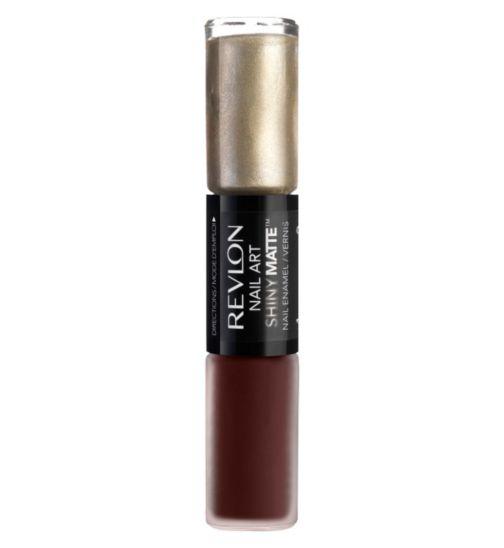 Revlon Nail Art Shiny Matte™
