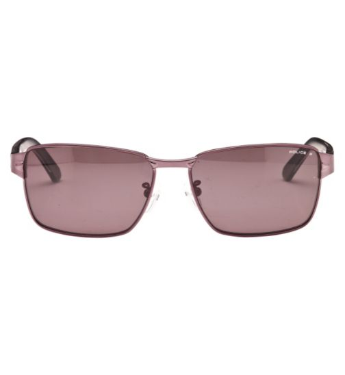 Police Men's Prescription Sunglasses - Gunmetal S8850