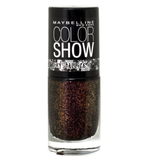 Maybelline Color Show Crystal Nail