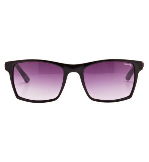 92913c36471 Police S1870 Men s Prescription Sunglasses - Black