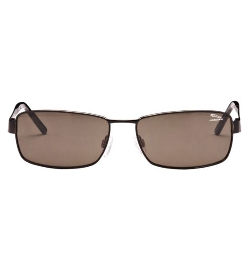 Jaguar Men's Prescription Sunglasses - Black 37321