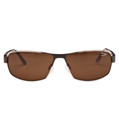 Jaguar Men's Prescription Sunglasses - Gunmetal 37326