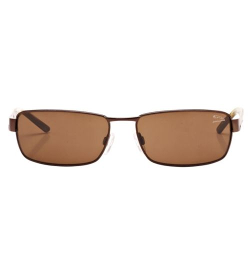 Jaguar Men's Prescription Sunglasses - Bronze 37321