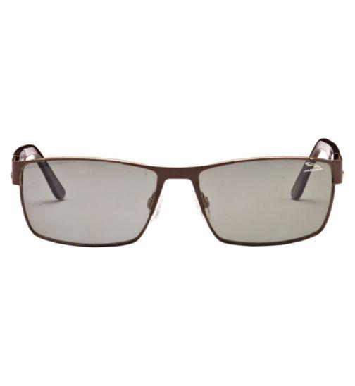 Jaguar Men's Prescription Sunglasses  - Brown 37335