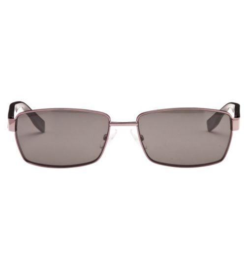 Hugo Boss Men's Prescription Sunglasses - Black BOSS 0475S