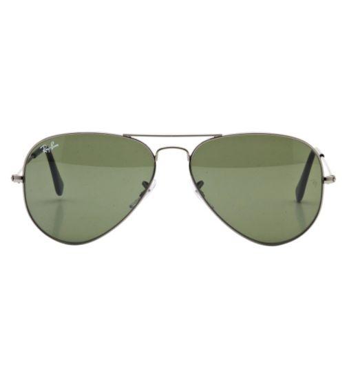 Ray-Ban Unisex Prescription Sunglasses - Gunmetal 0RB3025
