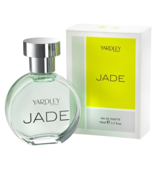 Yardley London Jade Eau de Toilette 50ml