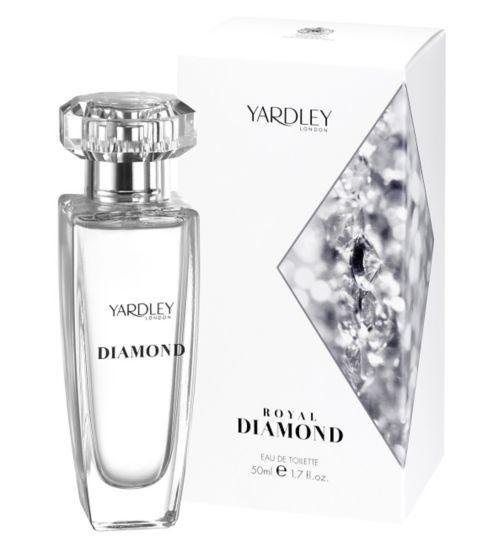 Yardley London Diamond Eau de Toilette 50ml