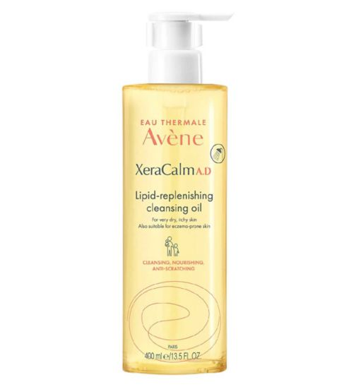 Avene Xeracalm Oil 400ml