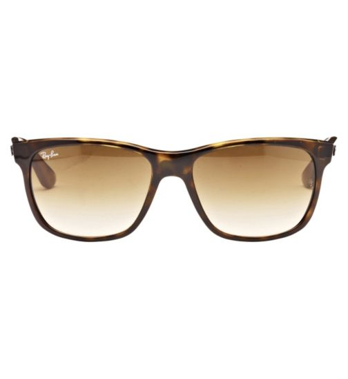 e314177cb106 Ray-Ban Unisex Prescription Sunglasses - Tortoise Shell 0RB4181 - Boots