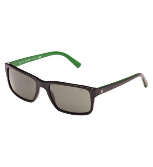 Polo Men's Prescription Sunglasses - Black 0PH4076