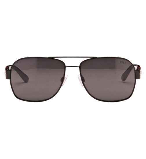 Polo Men's Prescription Sunglasses - Black 0PH3064