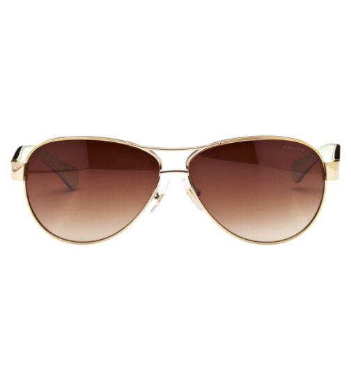 Ralph by Ralph Lauren Women's Prescription Sunglasses -  Silver 0RA4096
