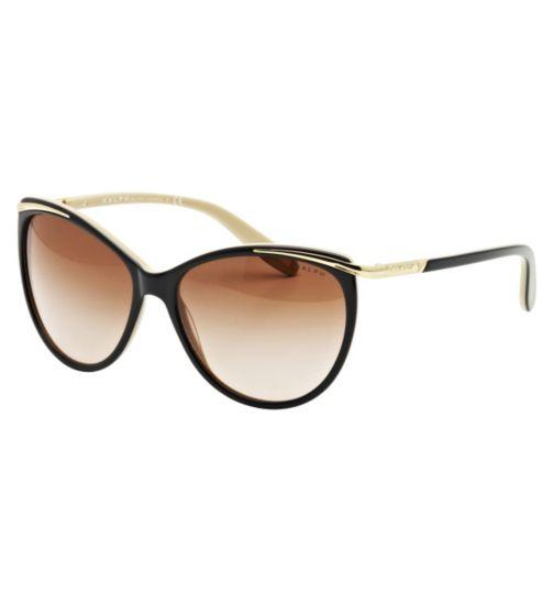 Ralph by Ralph Lauren Women's Prescription Sunglasses - Brown 0RA5150