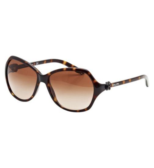 Ralph by Ralph Lauren Women's Prescription Sunglasses - Havana 0RA5136