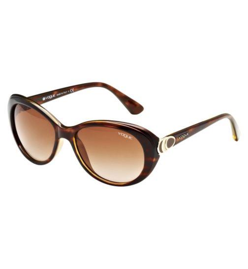Vogue Women's Prescription Sunglasses - Tortoise Shell 0VO2770S