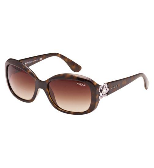 Vogue Women's Prescription Sunglasses - Tortoise Shell  0VO2846SB