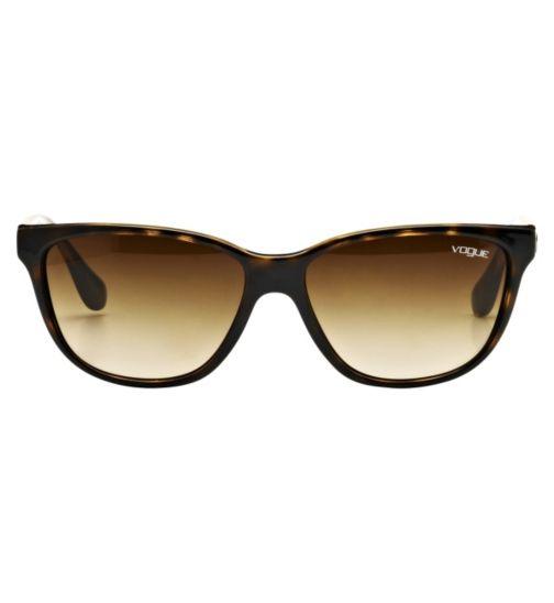 Vogue Women's Prescription Sunglasses - Tortoise Shell 0VO2729S