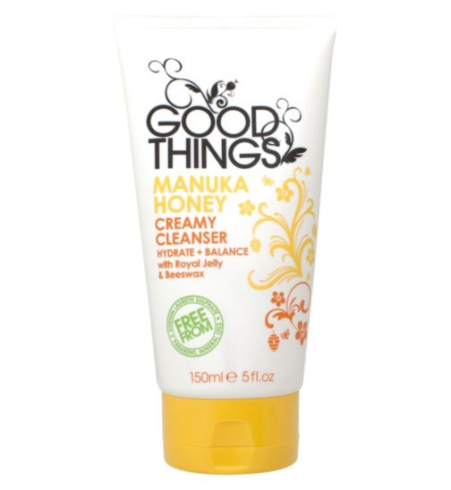 Good Things Manuka Honey Creamy Cleanser 150ml