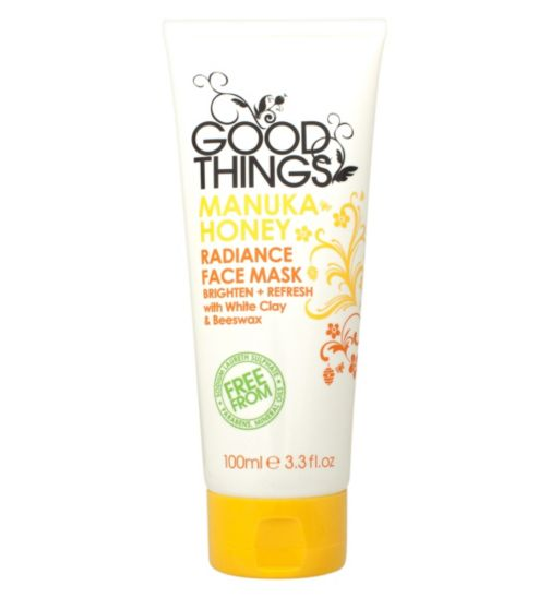Good Things Manuka Honey Radiance Face Mask 100ml