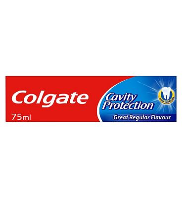 Colgate Cavity Protection Great Regular Flavour Toothpaste 75ml