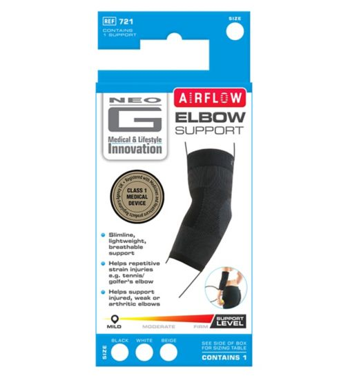 Neo G Airflow Elbow Support - Medium