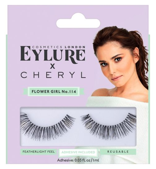 Eylure Cheryl lengthening lashes
