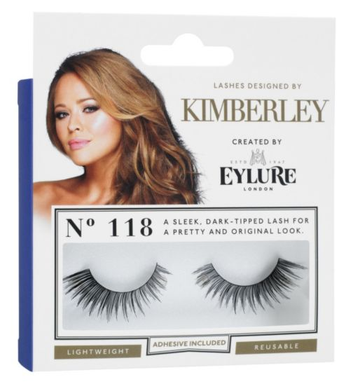 Eylure Kimberely Lengthening Lashes