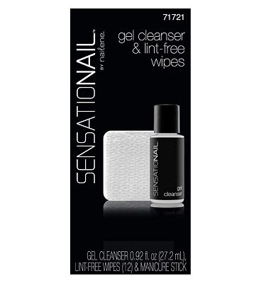 SensatioNail Essential Cleanser and Wipes Refill