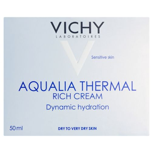 Vichy Aqualia Thermal Rich Hydration for Dry Skin 50ml