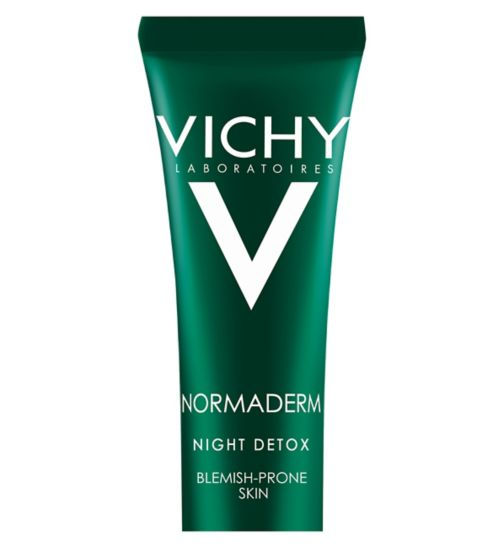 Vichy Normaderm Anti-Blemish Night Detox 40ml