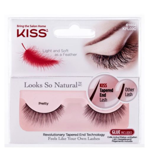KISS Look So Natural Lash  Pretty