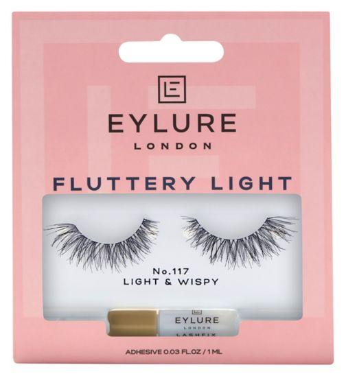 Eylure Fluttery Light No. 117