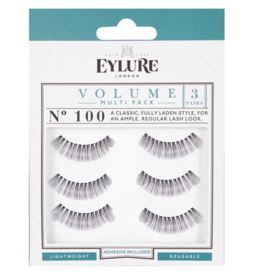 Eylure Volume 100 Multipack