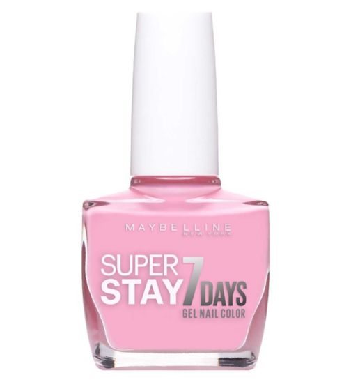 Maybelline Forever Strong SuperStay Pastel Nail Polish
