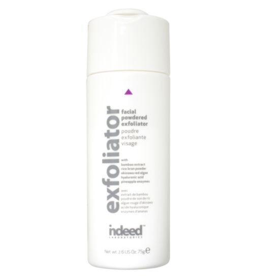 Indeed Labs Facial Powdered Exfoliator