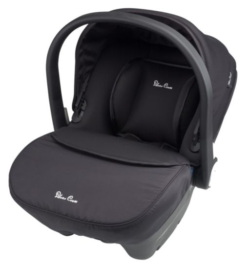 Silver Cross Simplicity Car Seat black