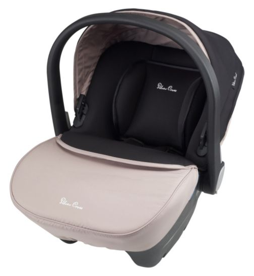 Silver Cross Simplicity Car Seat - Sand