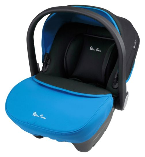 Silver Cross Simplicity Car Seat - Sky Blue