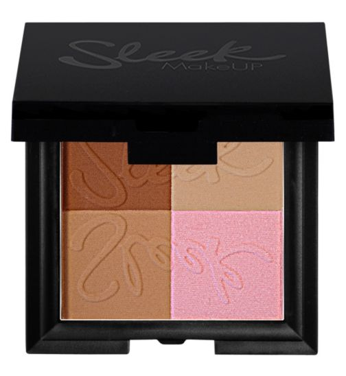 Sleek MakeUp Bronze Block