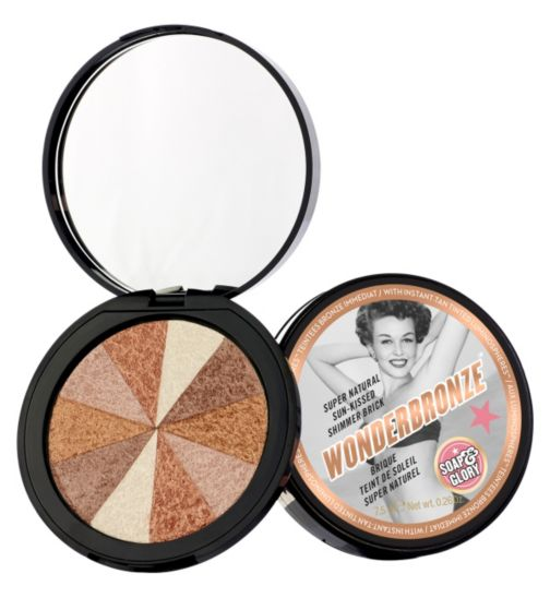 Soap & Glory™  Wonderbronze™ Shimmer Brick 7.5g