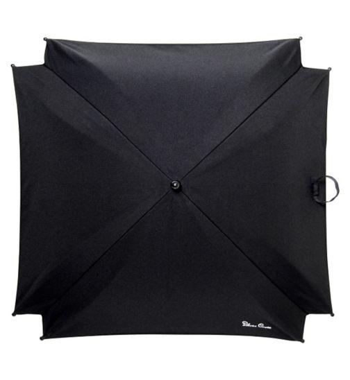 Silver Cross Wayfarer & Surf Parasol - Black