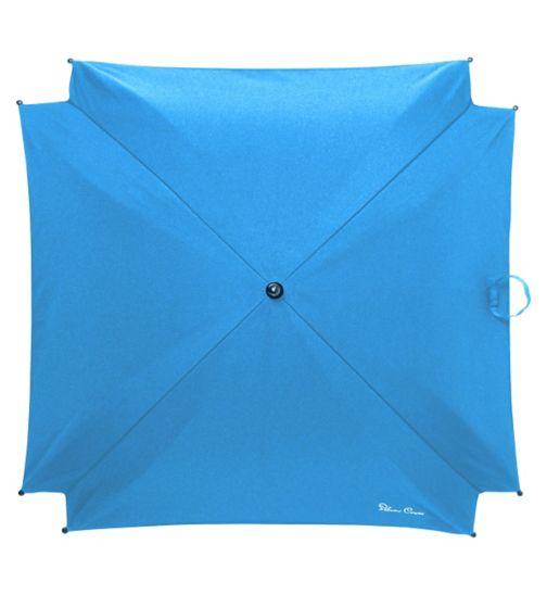 Silver Cross Wayfarer & Surf Parasol - Sky Blue