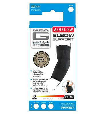 Neo G Airflow Elbow Support - X-Large