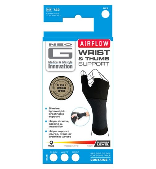 Neo G Wrist-Thumb Support - Small
