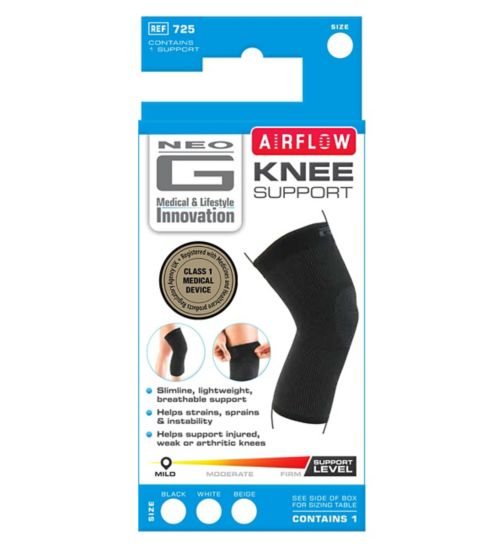 Neo G Airflow Knee Support - X-Large