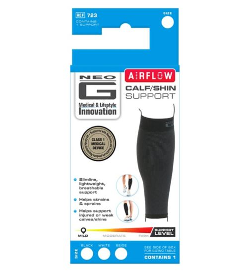 Neo G Airflow Calf/Shin Support - Large