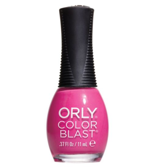Orly Color Blast Pearly Pink Neon 11ml