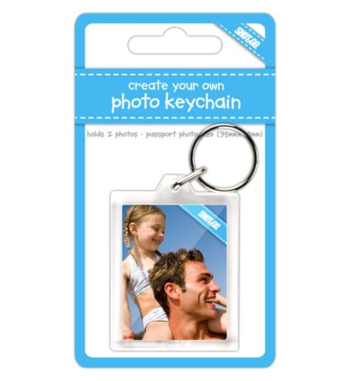 Shot 2 Go Photo Key Chain